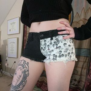 Love Sick Half/Half Shorts